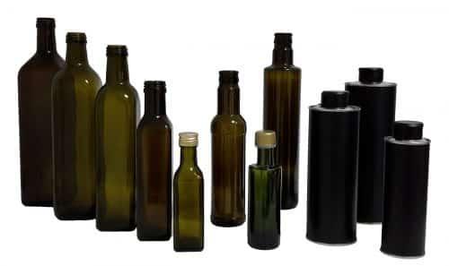 Bottiglie Vetro Tappo Vite