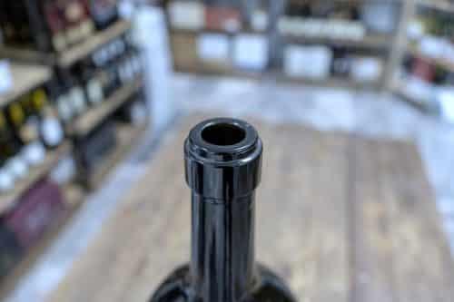 Bordolese - Bottiglia in Vetro per imbottigliamento vino - Dettaglio