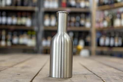 Bottiglia Olio Satinata INOX - Prodotti per l'Olio d'Oliva