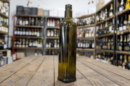 Bottiglia Olio Fiorentina DOP Scura - Prodotti per l'Olio d'Oliva