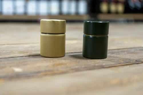 Tappo per Bottiglie Olio DOP Alluminio